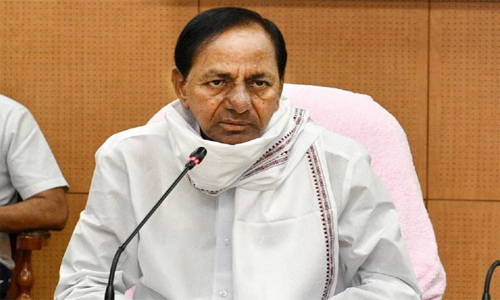 Meet on 21st for crop patterns:KCR