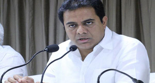 ktr review on mcrhrd great hyderabad
