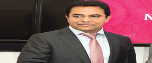 KTR embarks on two-week foreign tour