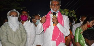 Minister Harish Rao distributed passbooks