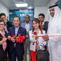 It was a successful event during the opening of Kabayan Clinic - Al Raha Hospital
