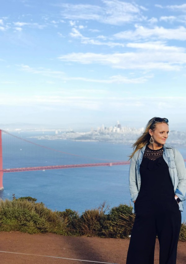 Labor Day Weekend Road Trip to San Francisco