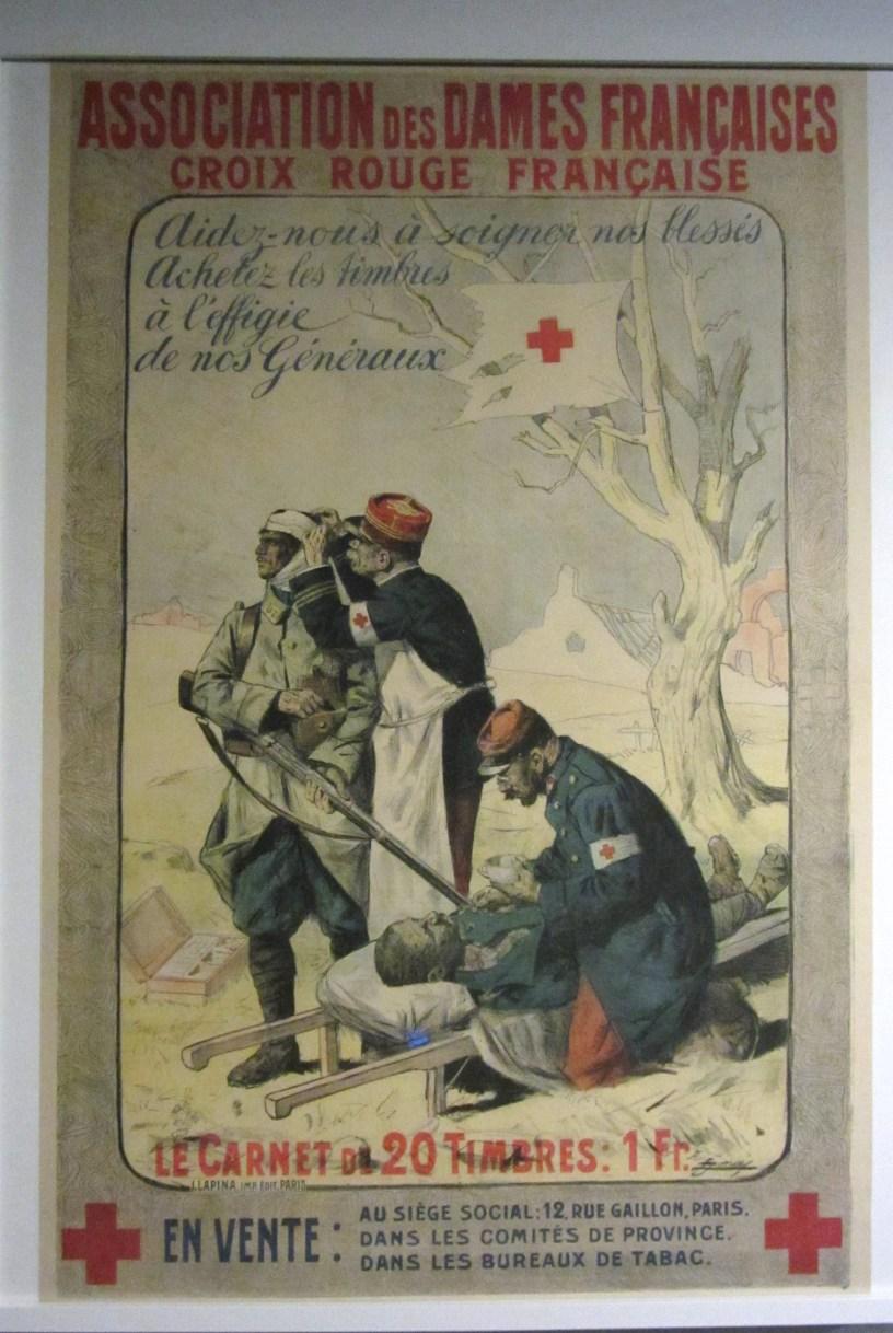 Association des dames françaises poster
