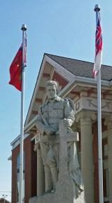 Hanover (Ontario) Cenotaph