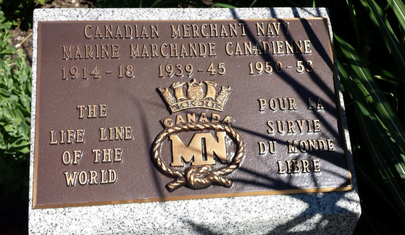 Canadian Merchant Navy, life line of the world
