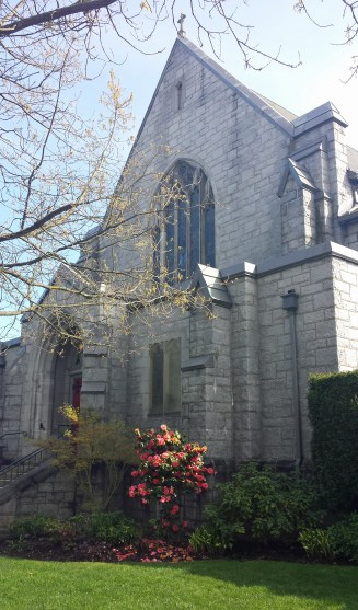 Canadian Memorial Church, W 15th Ave at Burrard St, Vancouver