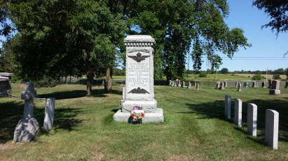 Royal Flying Corps and Royal Air Force Memorial, Deseronto