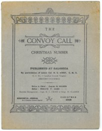 The Convoy Call Cover