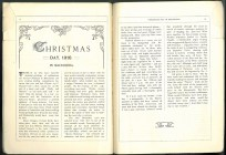 The Convoy Call Interiors Christmas Day 1916 in Macedonia