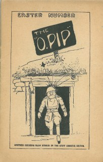 O-PIP Easter Number Cover
