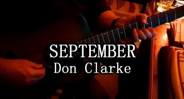 September Don Clarke