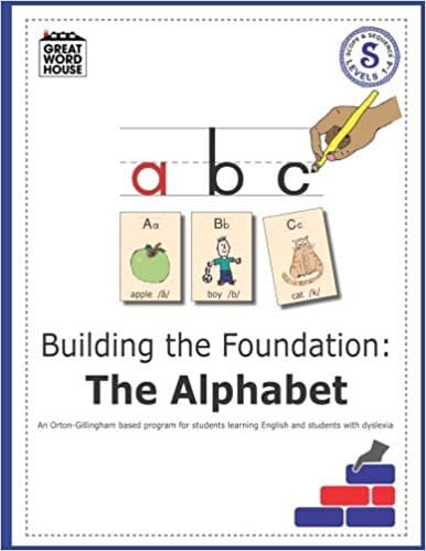 Building the Foundation: The Alphabet