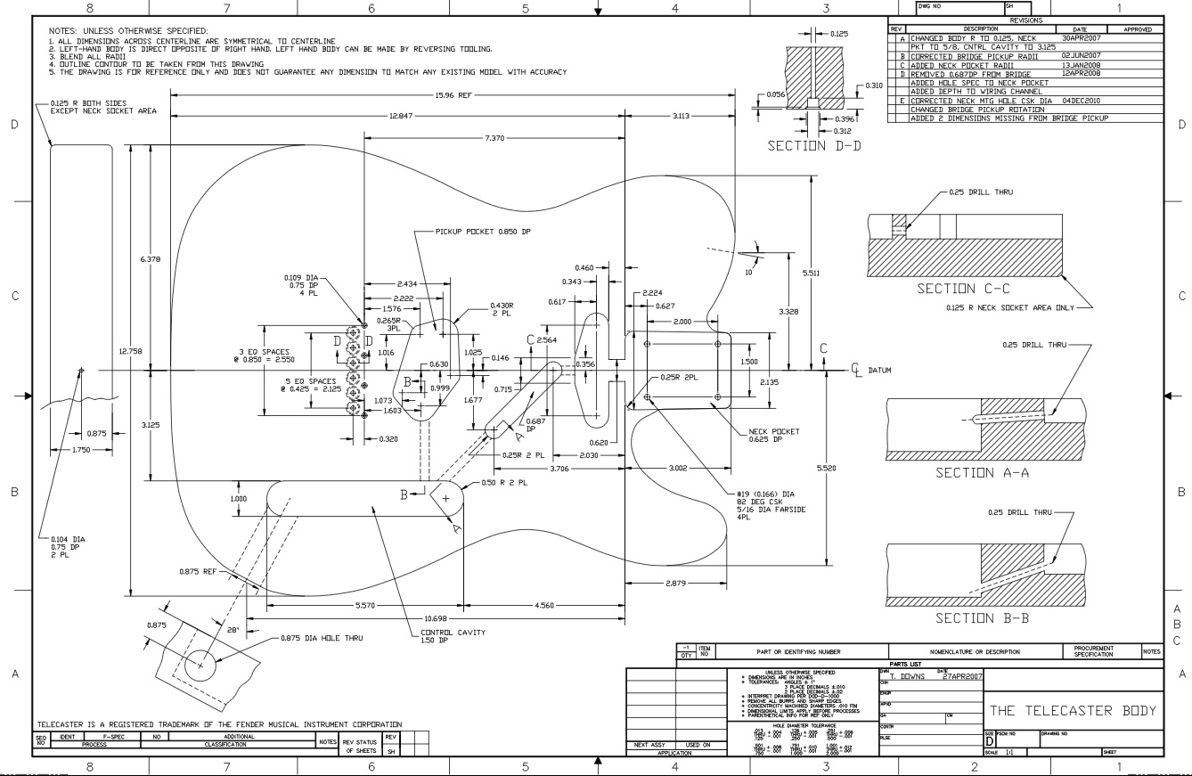 wiring diagram for telecaster 1998 jeep grand cherokee laredo stereo 1970 schematic best librarytelecaster body auto electrical u2022
