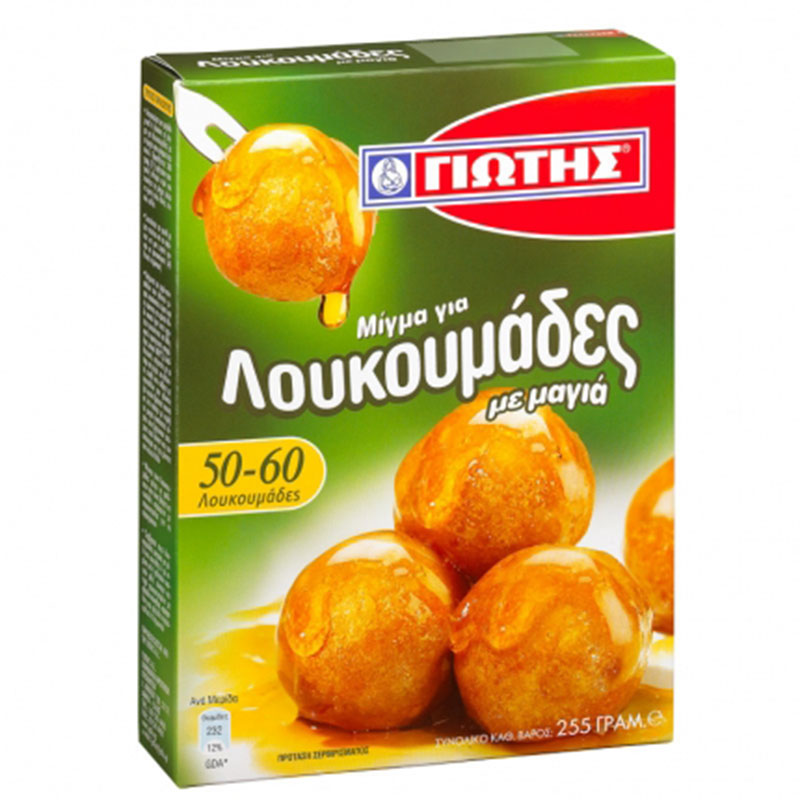 GREEK HONEY DUMPLINGS