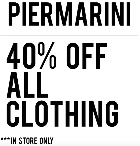 piermarini sale