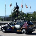La Google Street View car è tornata in Casentino !