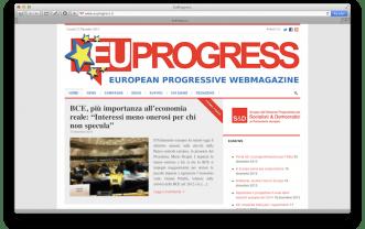 Euprogress