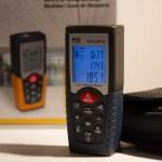 Recensione distanziometro laser PCE-LDM 50
