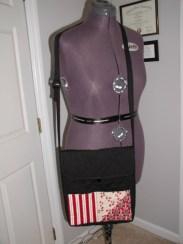 Suzie's quilted purse