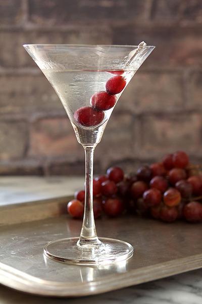 Olives W Goose 3 Grey Martinis