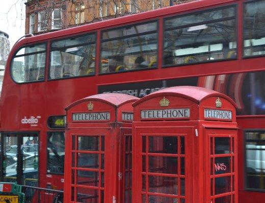 Λονδίνο: Επιστρέφοντας στην βρετανική μεγαλούπολη