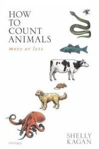 Groupe de lecture #1 - Shelly Kagan (2019), « How to count animals, more or less » @ Centre de recherche en éthique, salle 309