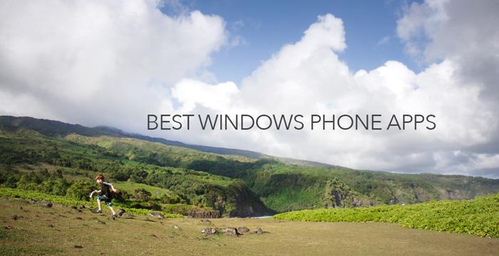 Best Windows Phone Apps 2015