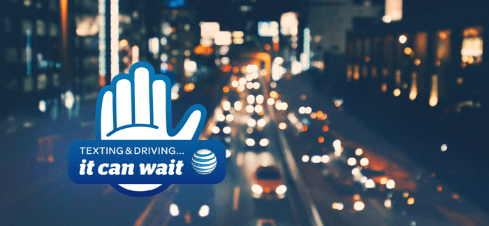 AT&T DriveMode App - It Can Wait