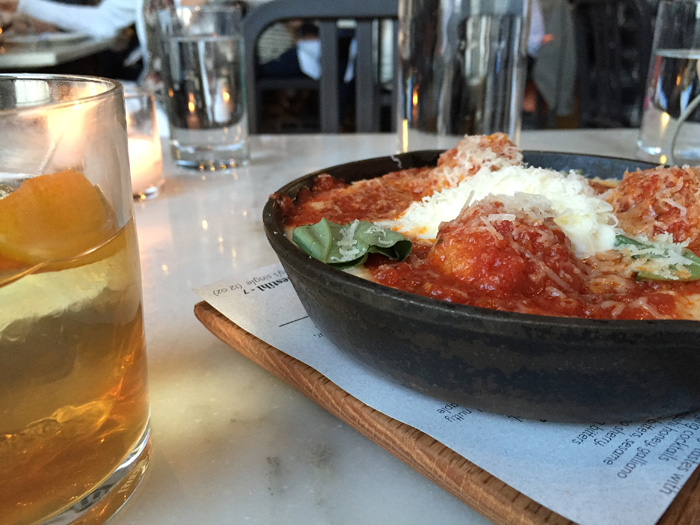 Tomato Braised Meatballs