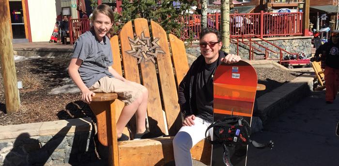 Keystone Ski Resort Family Activities