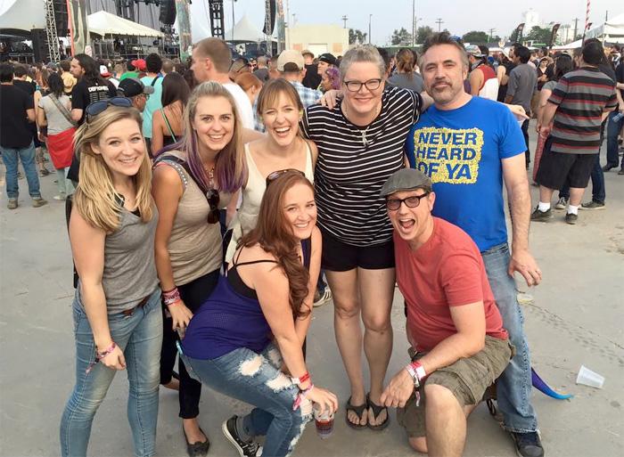 Riot Fest 2015 - Denver Friends