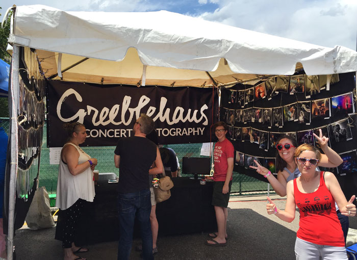 Greeblehaus concert photos at Westword Music Showcase