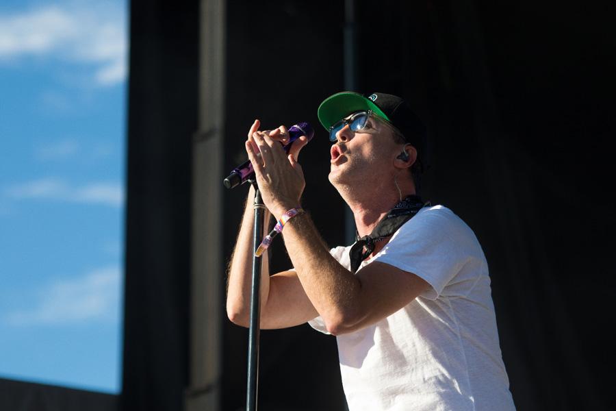 Fitz & The Tantrums perform at Riot Fest Denver 2016
