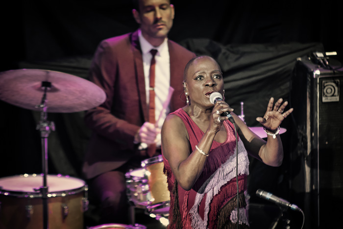 Sharon Jones & The Dap Kings, open for Hall & Oates at Red Rocks