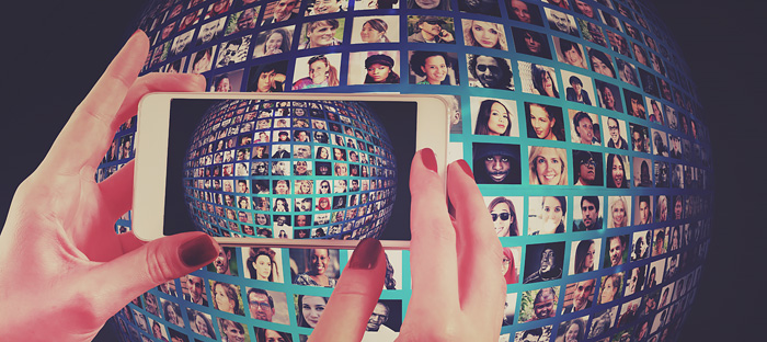 Tips to navigate social media news and understand media literacy.