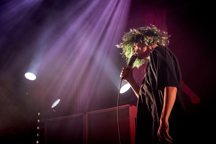 Grouplove concert photos from Denver's Ogden Theatre 2016