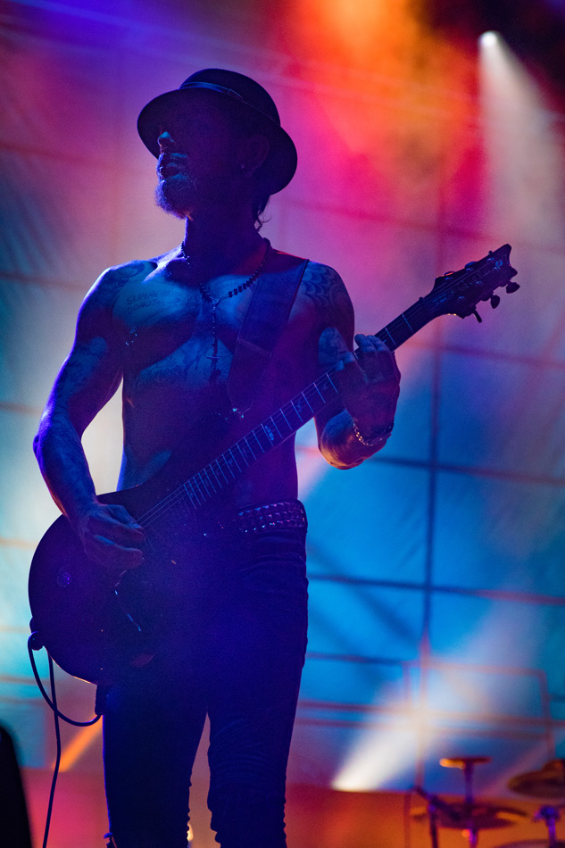 Best Denver Concert Photos 2016 - Jane's Addiction (Dave Navarro)