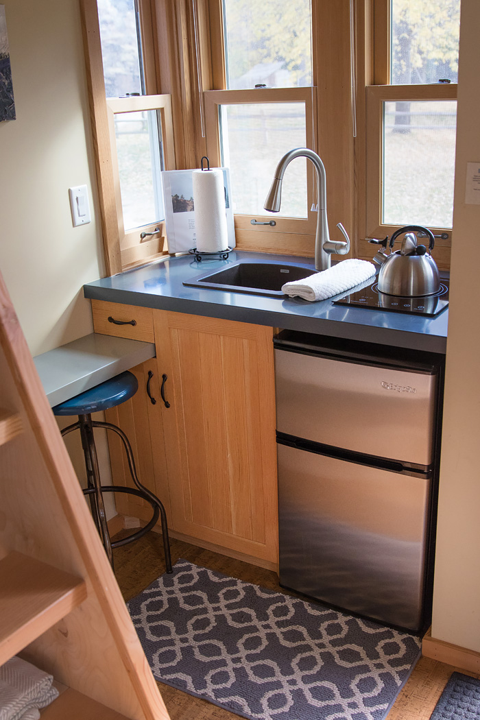 Wee Casa Tiny House Hotel Colorado