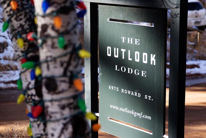 Outlook Lodge: Mountain Resort Near Colorado Springs