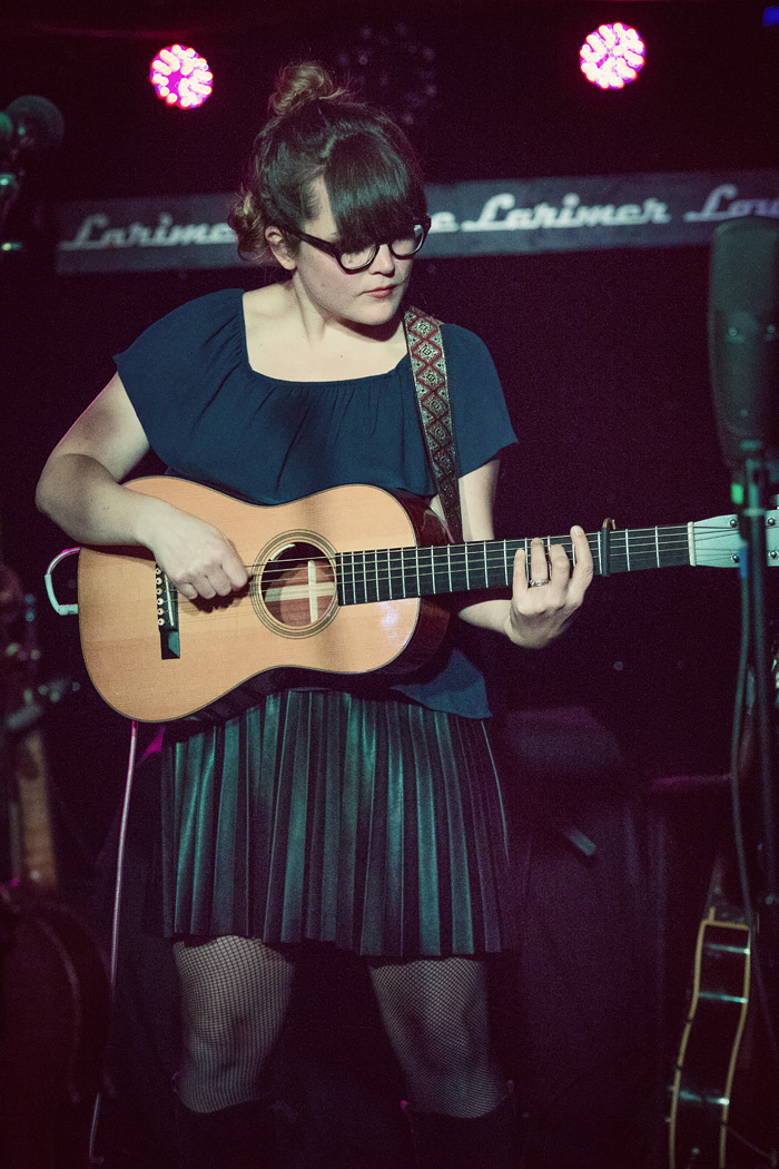Sara Watkins and River Whyless concert photos from Larimer Lounge in Denver