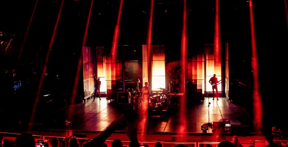 Muse Concert Photos - Red Rocks, Denver