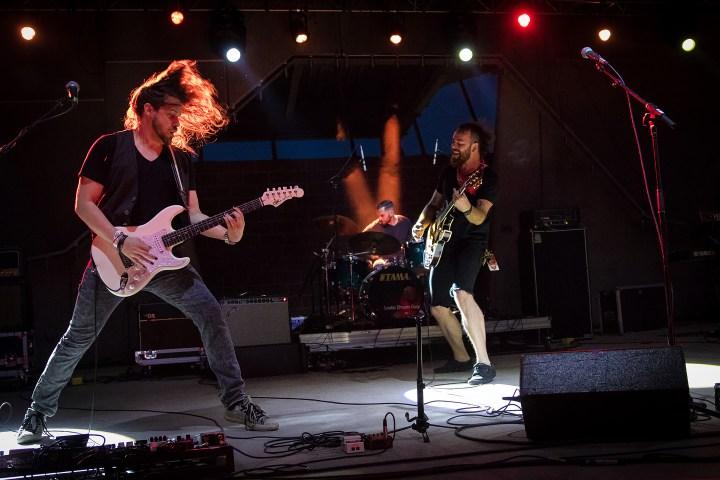 The Hollow - Denver Music Scene - Levitt Pavilion Denver