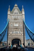 London Travel Photos - Tower Bridge