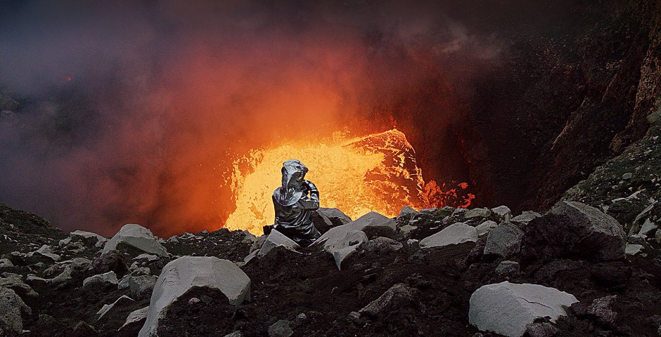 Carsten Peter - Volcanoes IMAX Movie