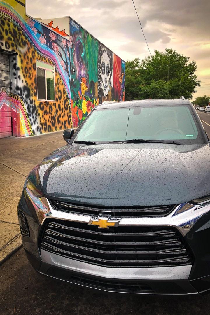 All-New Chevrolet Blazer - Denver Sofar Sounds