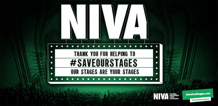 NIVA Save Our Stages - Levitt Denver 2021