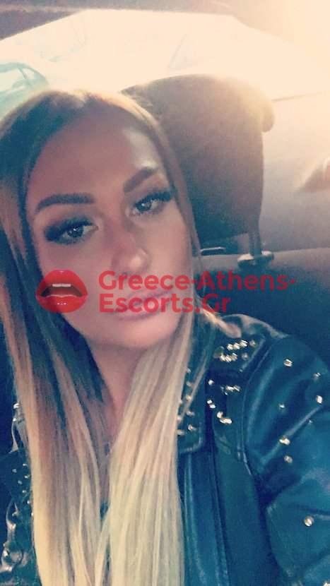 ATHENS SEX ESCORT POLINA