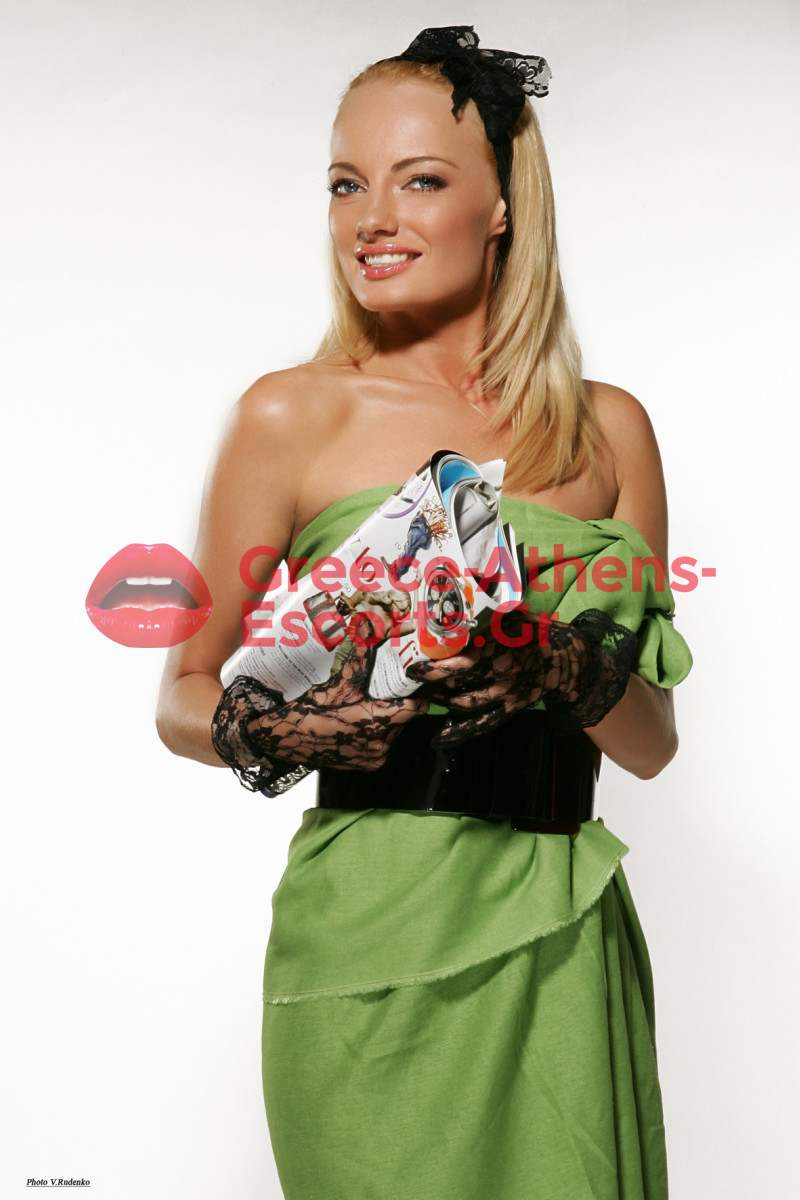 TOP VIP ATHENS ESCORT MODEL LINA