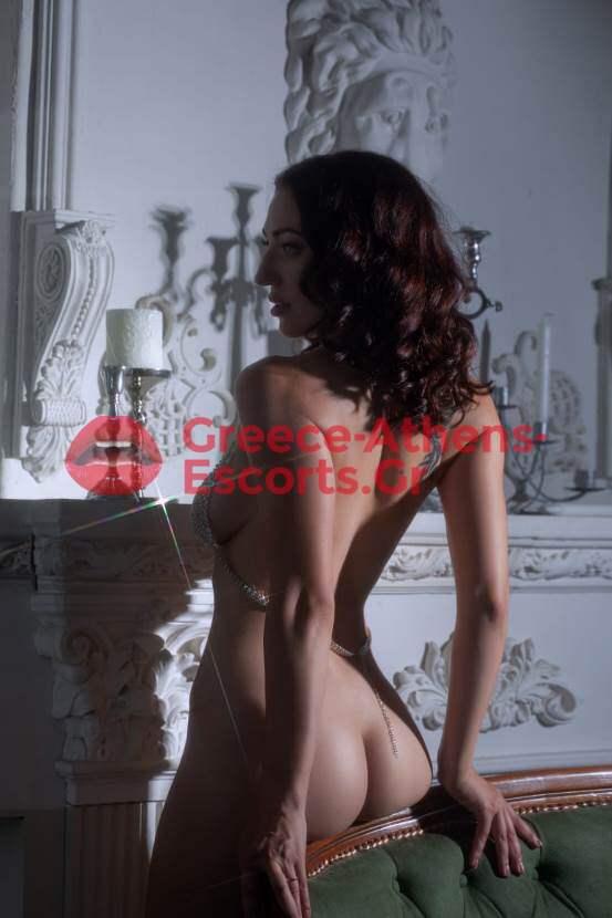 SEXY BRUNETTE ESCORT BELLA