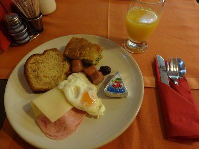 カストラキの朝食